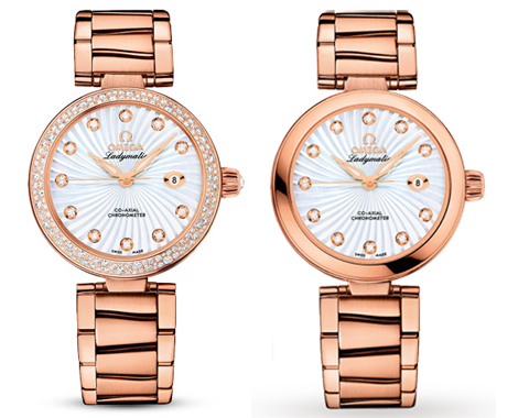 A Fantastic gift for ladies: Replica Omega Ladymatic Watch