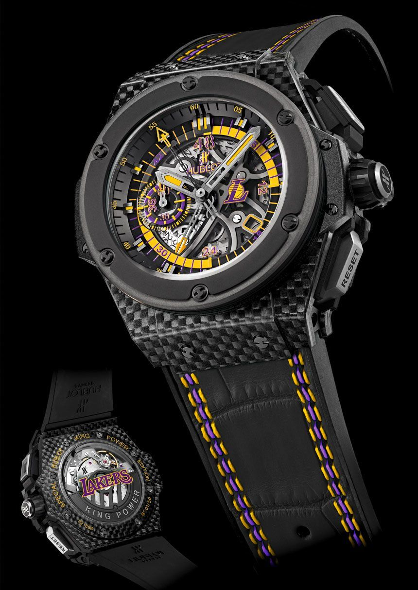 The Hublot King Power Ayrton Senna Replica May Be the Only Watch You Need