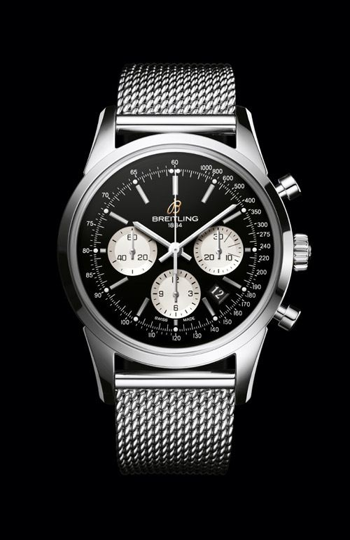 Replica Mengbai Lang Chronograph Limited Edition is a Popular Category in the Breitling
