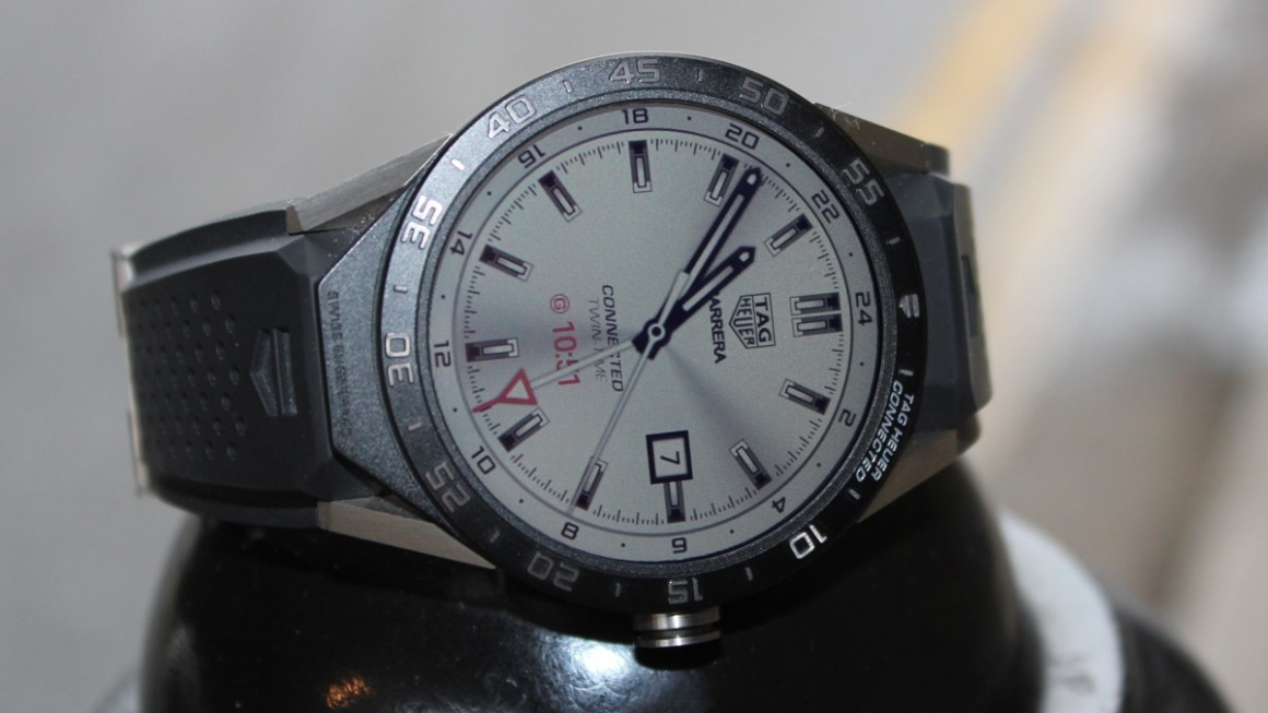 Tag Heuer Connected replica: the best wearing would let you fondle admiringly