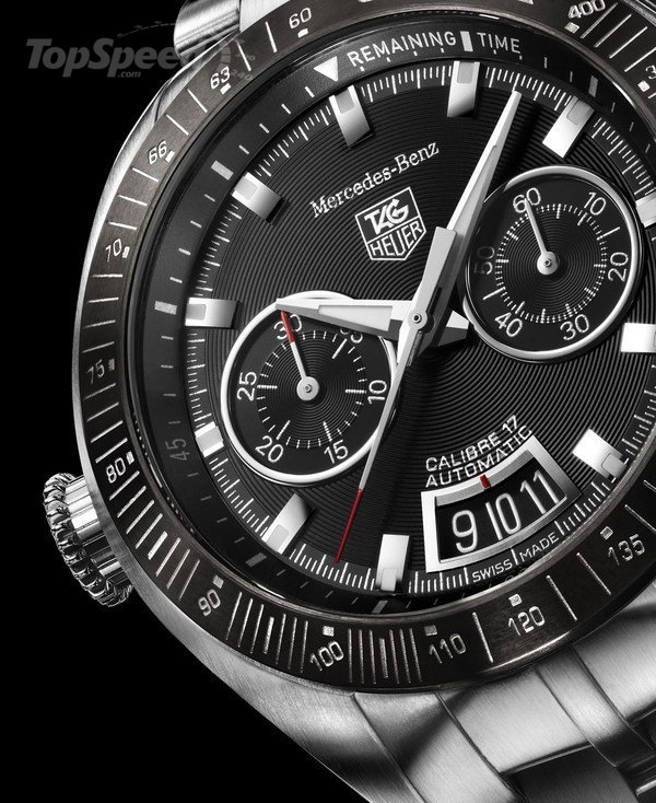 Tag Heuer SLR Replica is a cheap timepiece identical to the genuine one