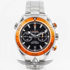 Omega-Seamaster-Planet-Ocean-Black-Dial-Orange-Bezel-CALIBER-9300-AUTOMATIC-Chronograph-Dive-Watch-232.30.46.51.01.002