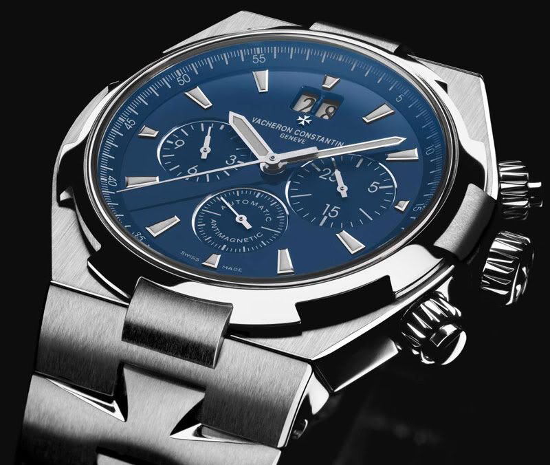 Vacheron Constantin Overseas Chronograph replica: the Wonderful Collection in This Year
