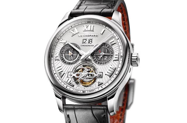 Replica Chopard – L.U.C Perpetual T Platinum – a prestigious timepiece