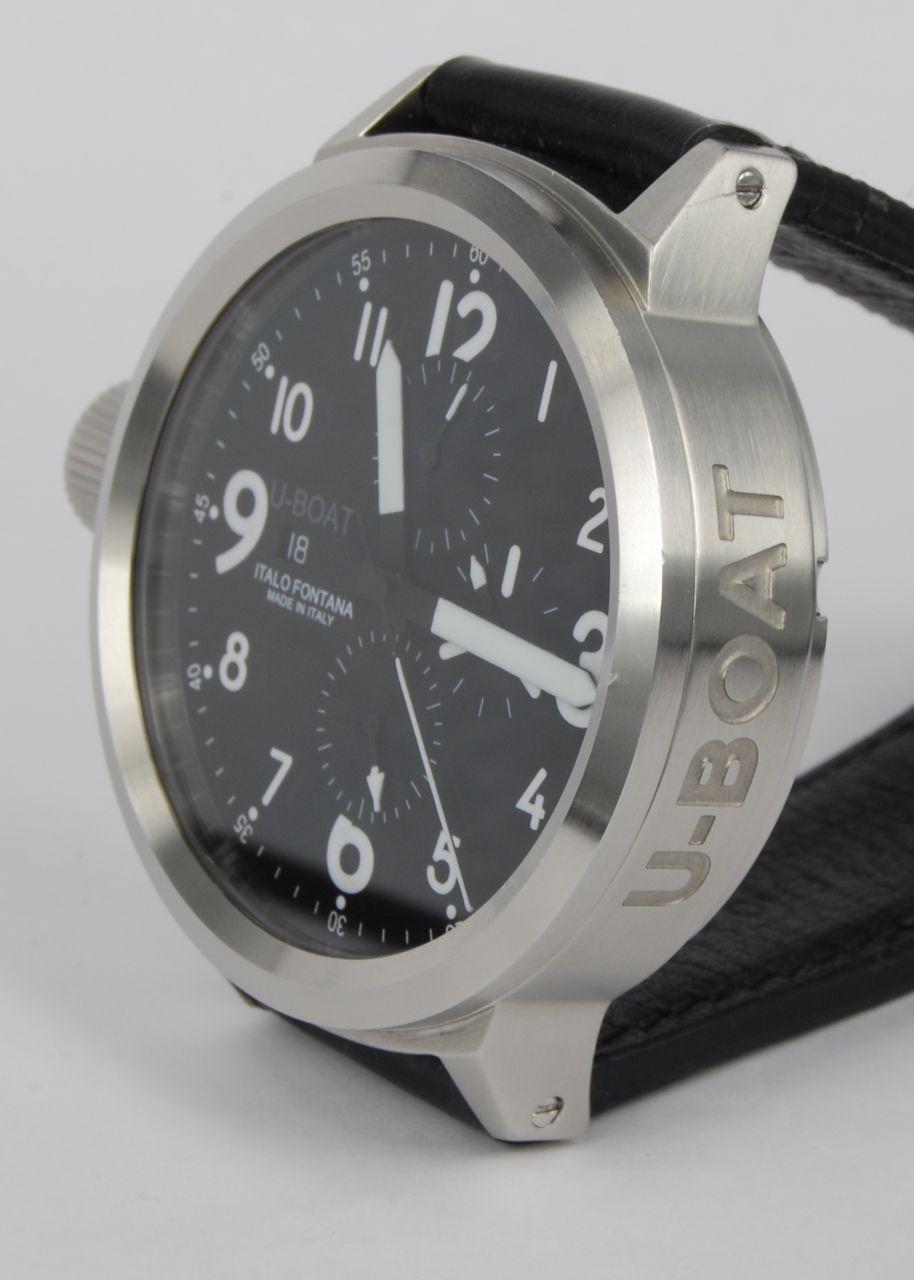 copy a perfect replica Swiss watch – U-Boat Flight deck CAS 50mm