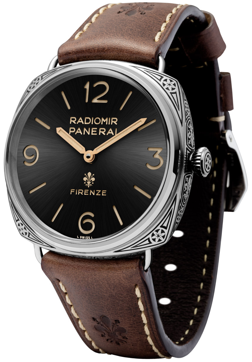 Reviewing The New Replica Panerai Radiomir Firenze 3 Days PAM672 Watch