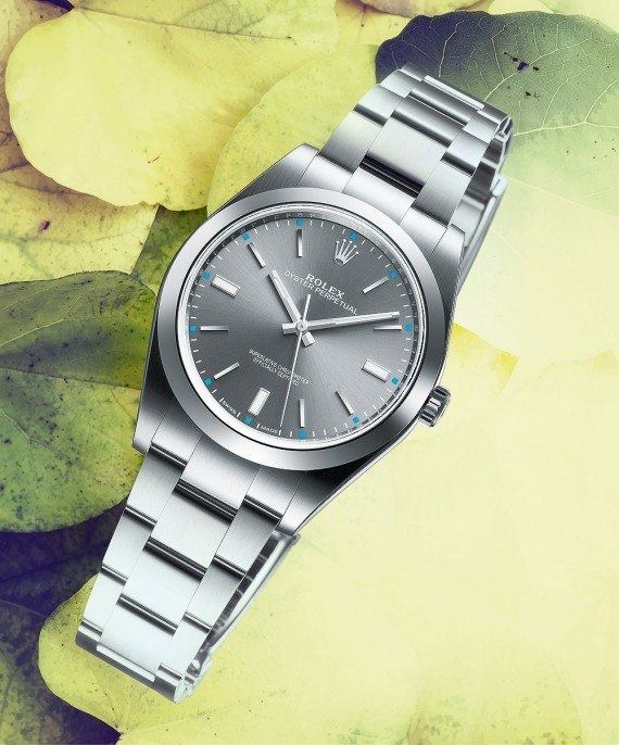 Vintage Eye for the Modern Guy: Replica Rolex Oyster Perpetual 39