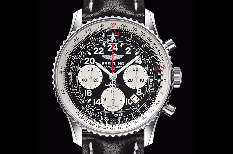 The great souvenir of the Replica Breitling Navitimer 50th Anniversary