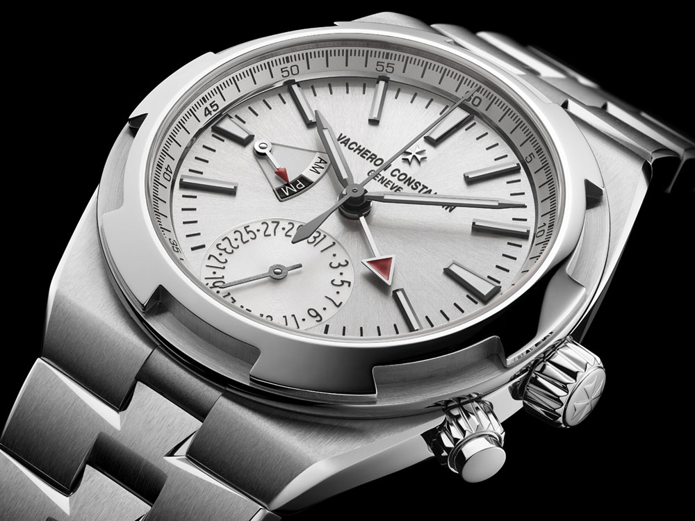 Vacheron Constantin Overseas Dual Time Watch Watch Releases