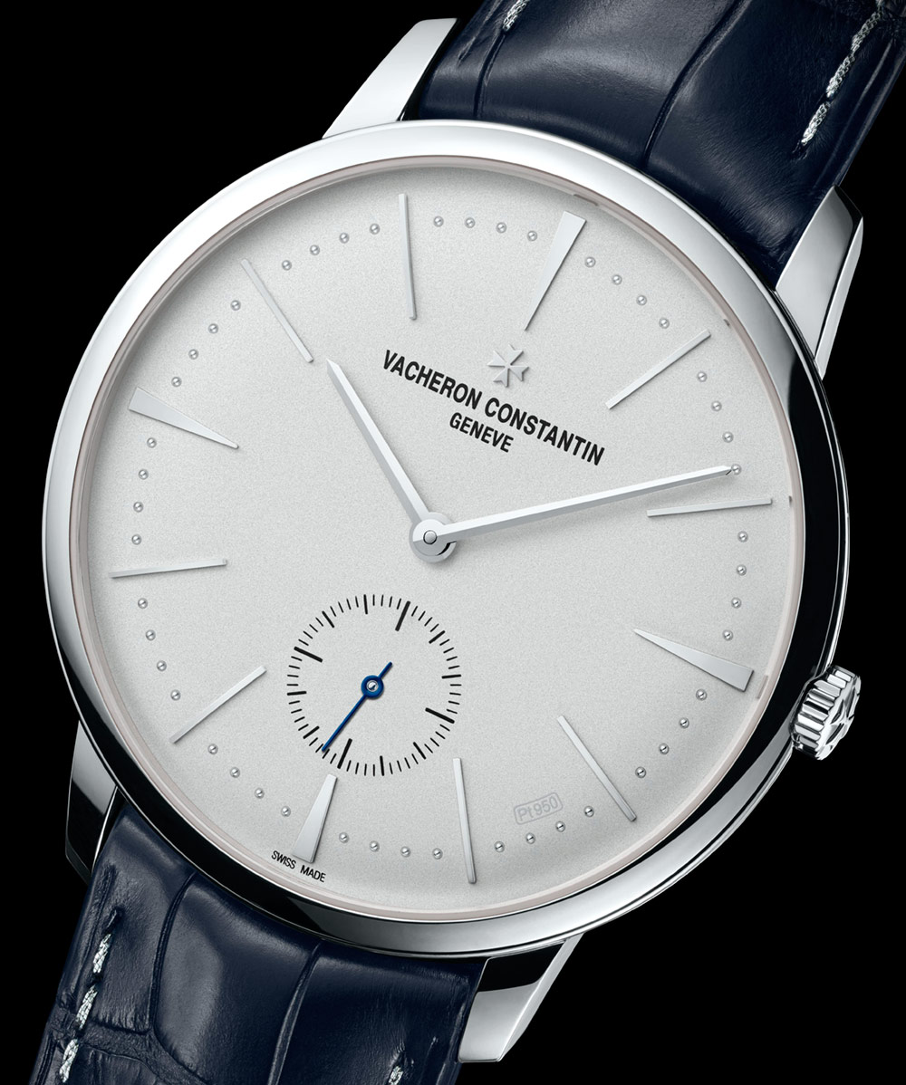 Vacheron Constantin Patrimony Collection Excellence Platine Watch Watch Releases