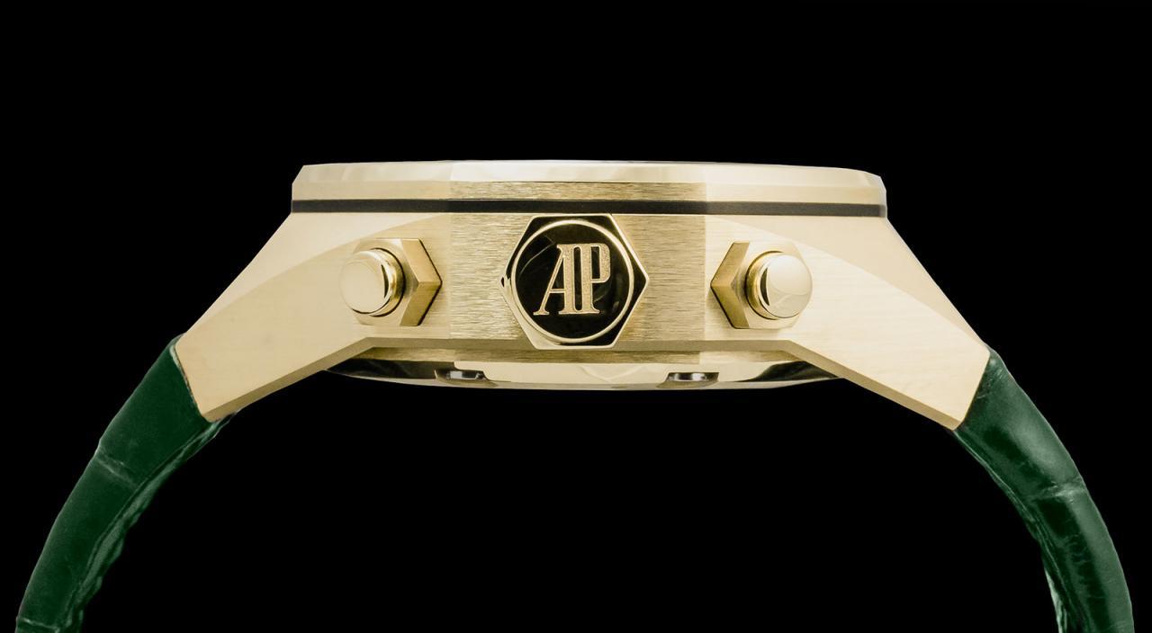Audemars Piguet Royal Oak Concept Tourbillon Chronograph yellow gold THG 3