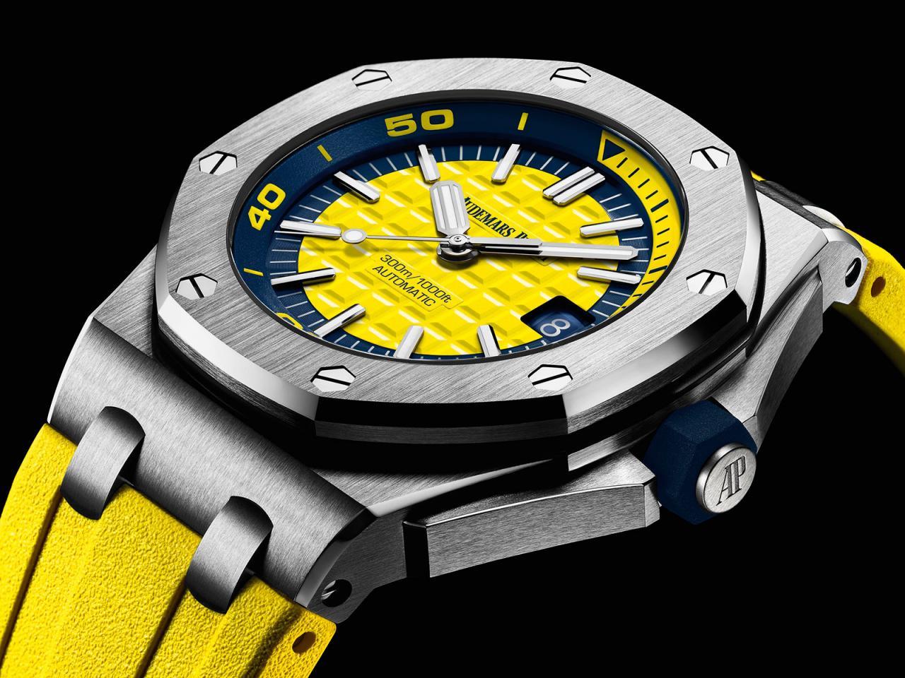 Audemars Piguet Royal Oak Offshore Diver Yellow
