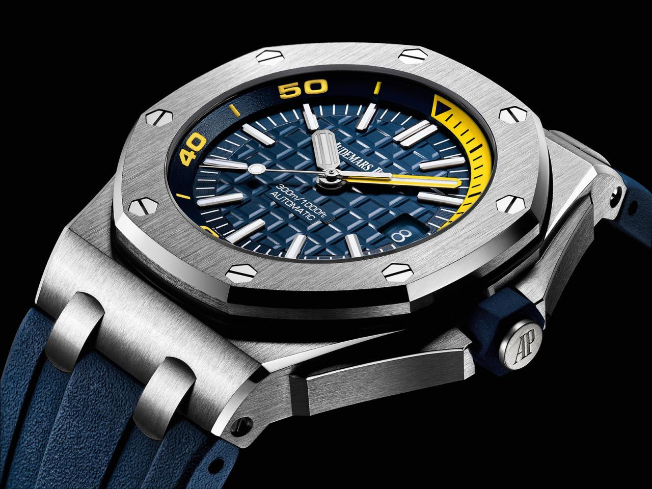 Audemars Piguet Royal Oak Offshore Diver blue