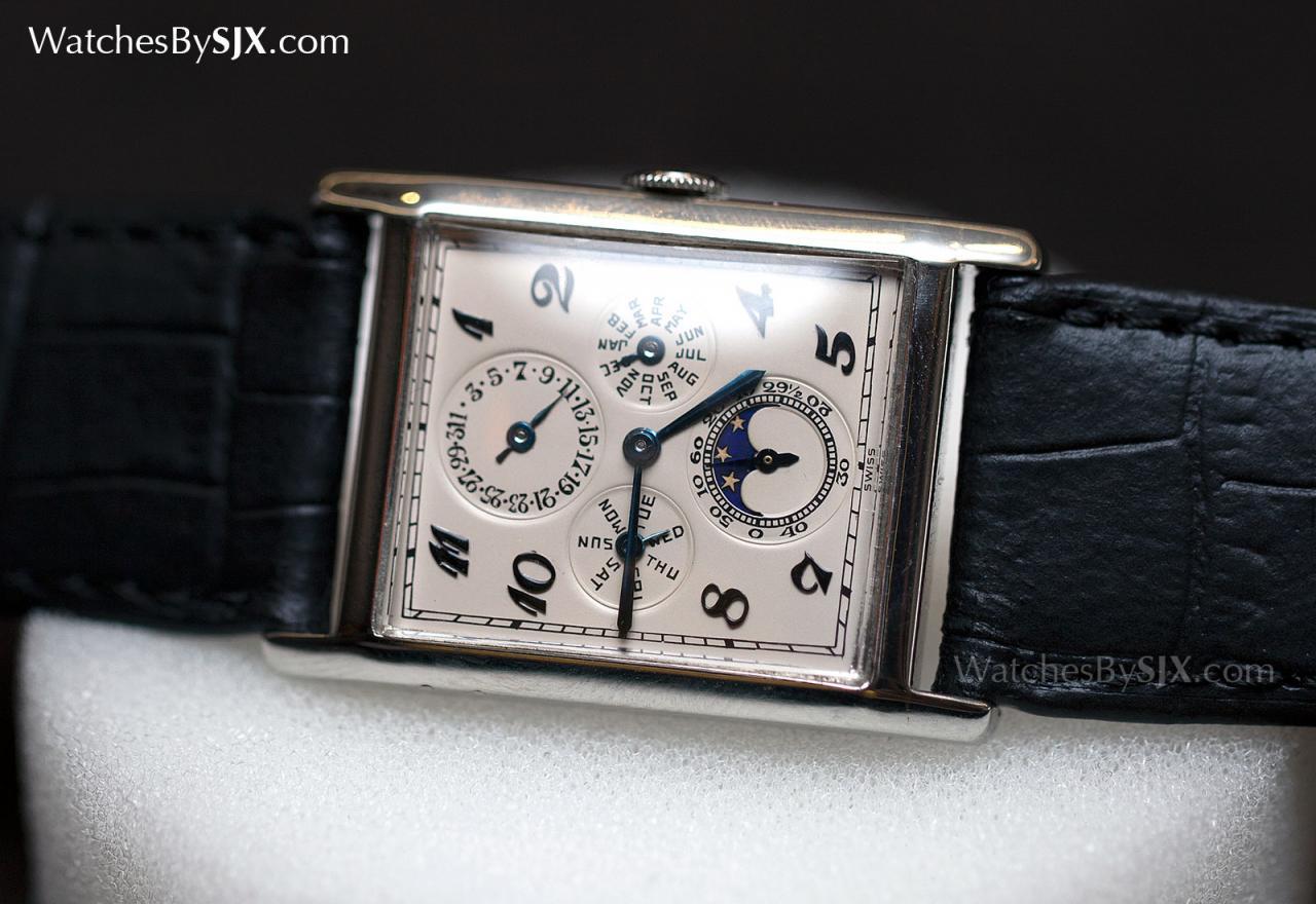 Audemars Piguet perpetual calendar 10GHSM platinum