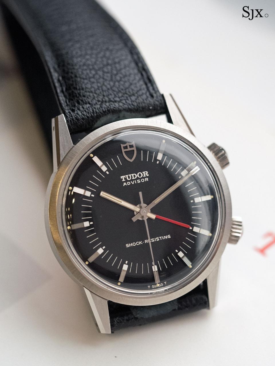 Tudor Advisor alarm ref. 10050 4