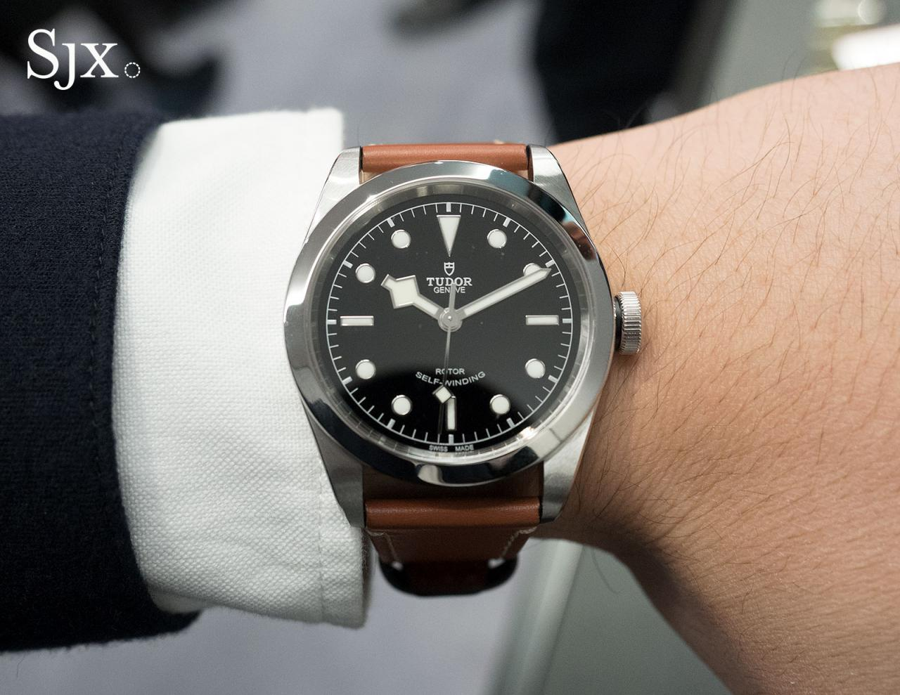 Tudor Black Bay 41-6
