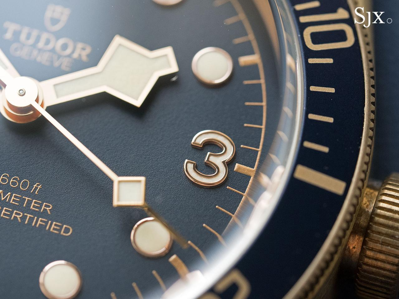 Tudor Black Bay Bronze Bucherer Blue 7