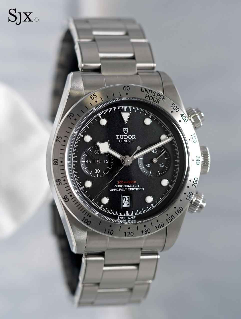 Tudor Black Bay Chrono 79350-1