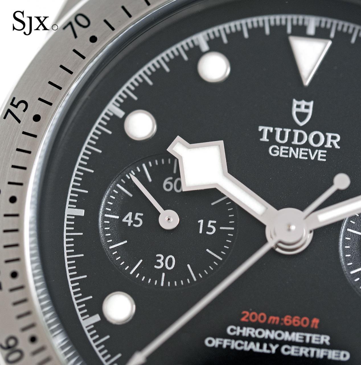 Tudor Black Bay Chrono 79350-5