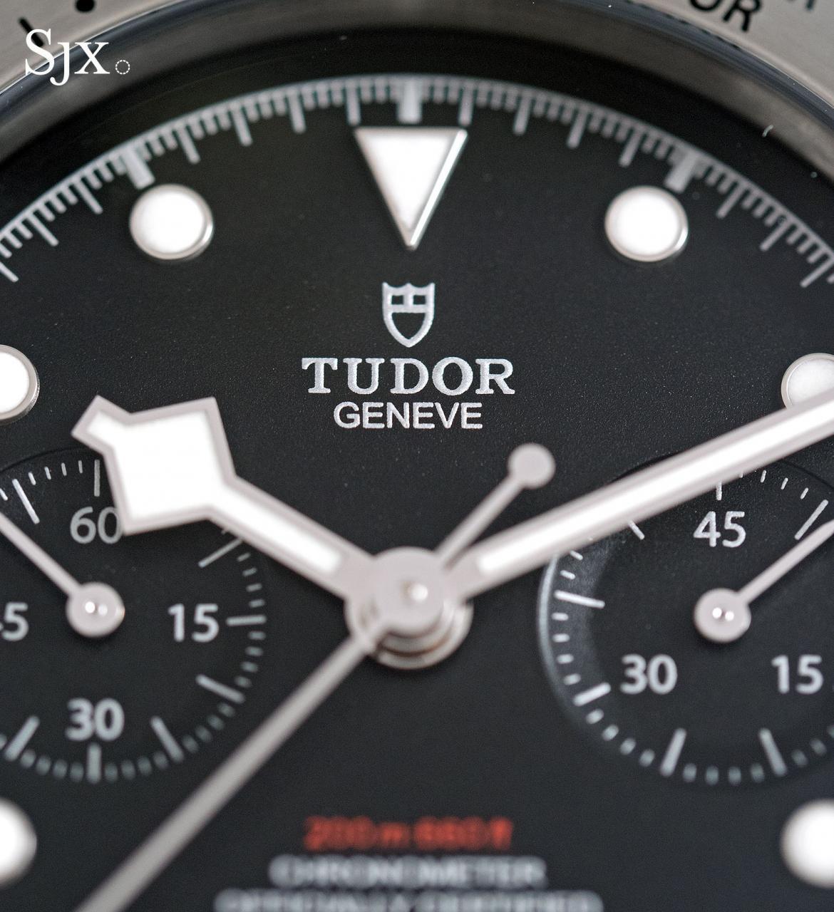 Tudor Black Bay Chrono 79350-7