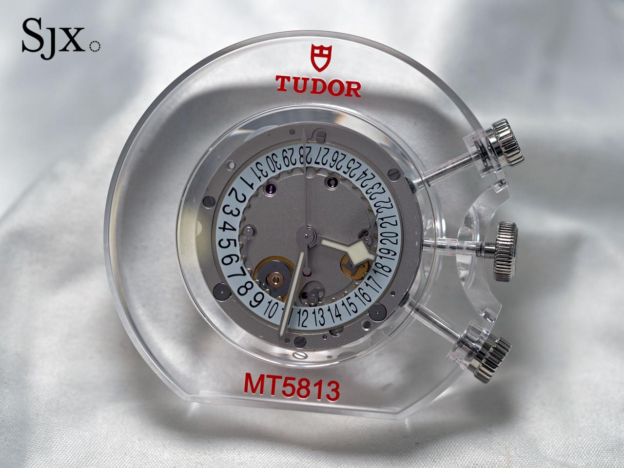Tudor Black Bay Chrono MT5813-4