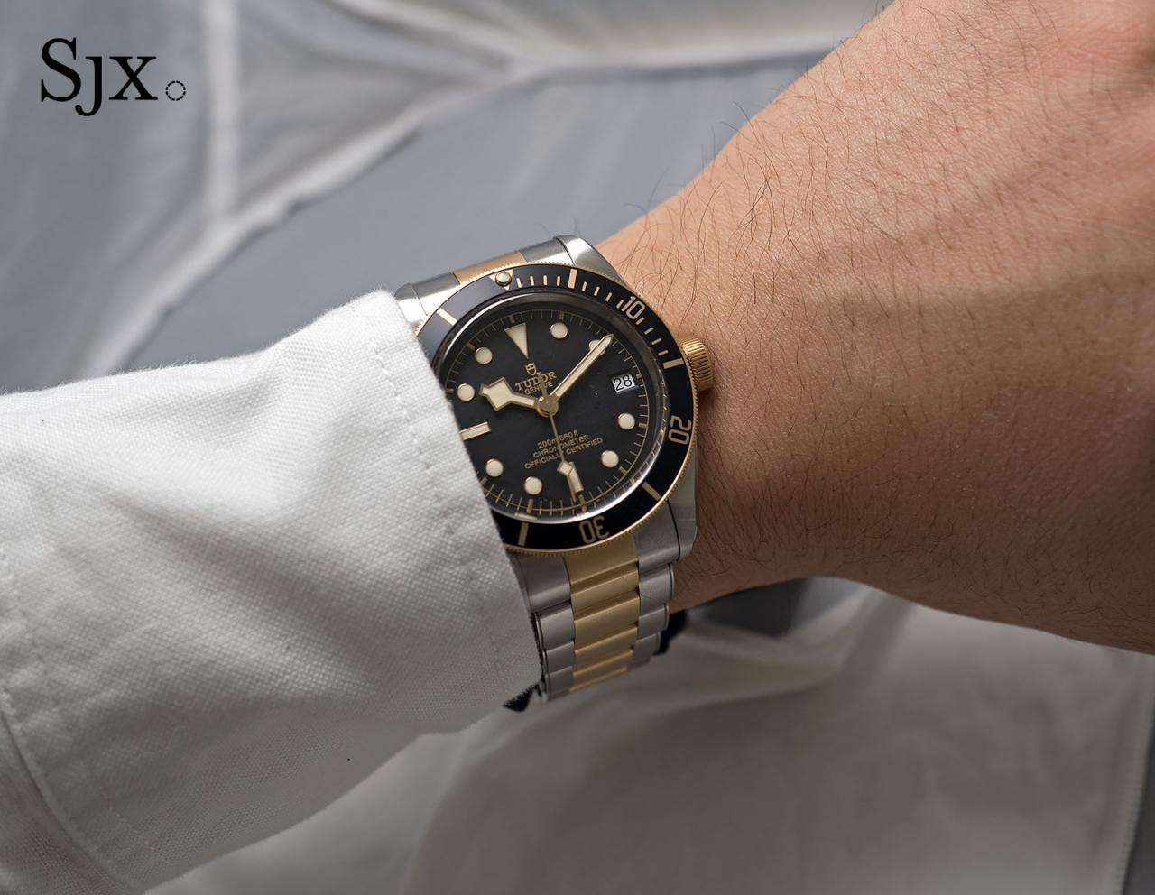 Tudor Black Bay S&G 79733N-11