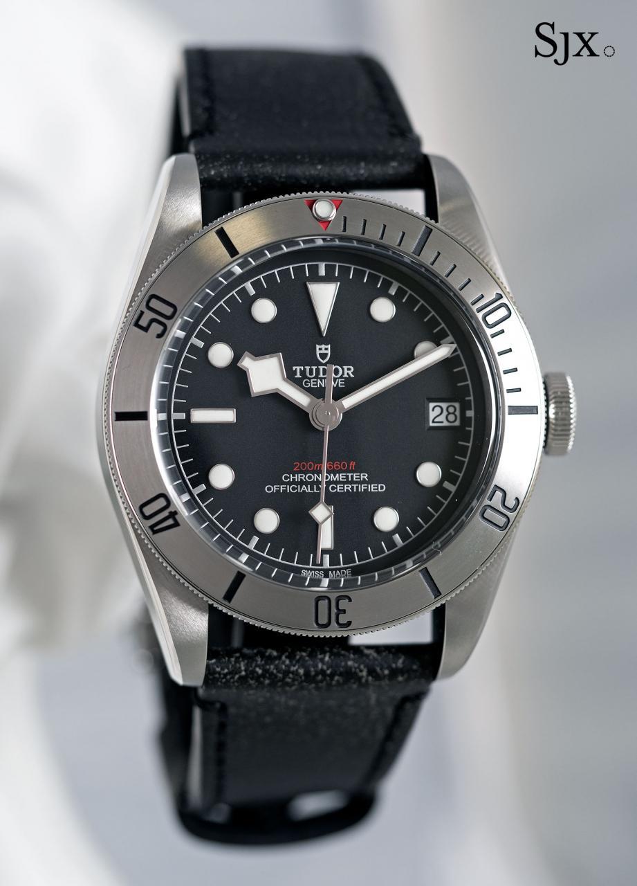 Tudor Black Bay Steel 17