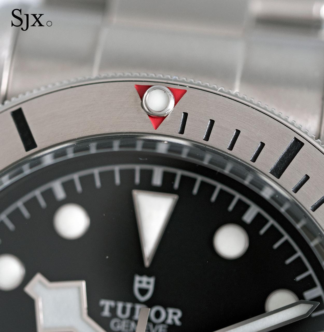 Tudor Black Bay Steel 9
