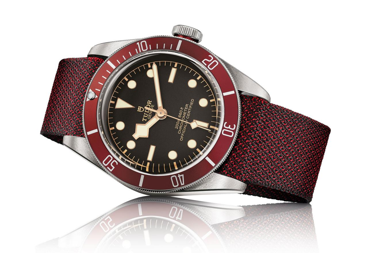 Tudor Black Bay red M79230R