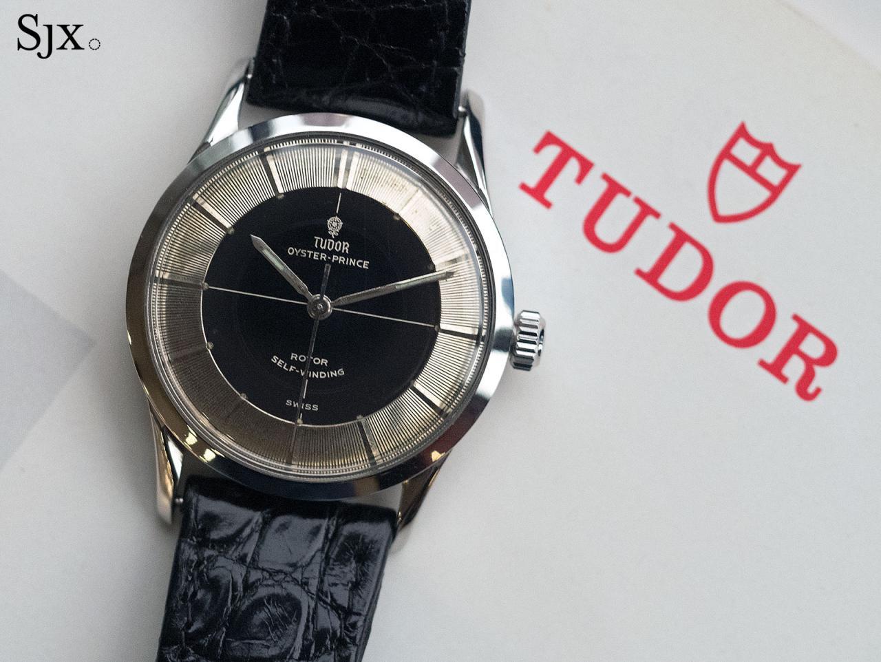 Tudor Oyster Prince Tuxedo ref. 7950 1