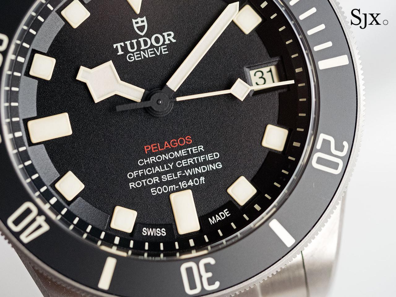 Tudor Pelagos LHD Review 2