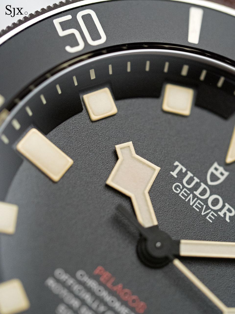 Tudor Pelagos LHD Review 6
