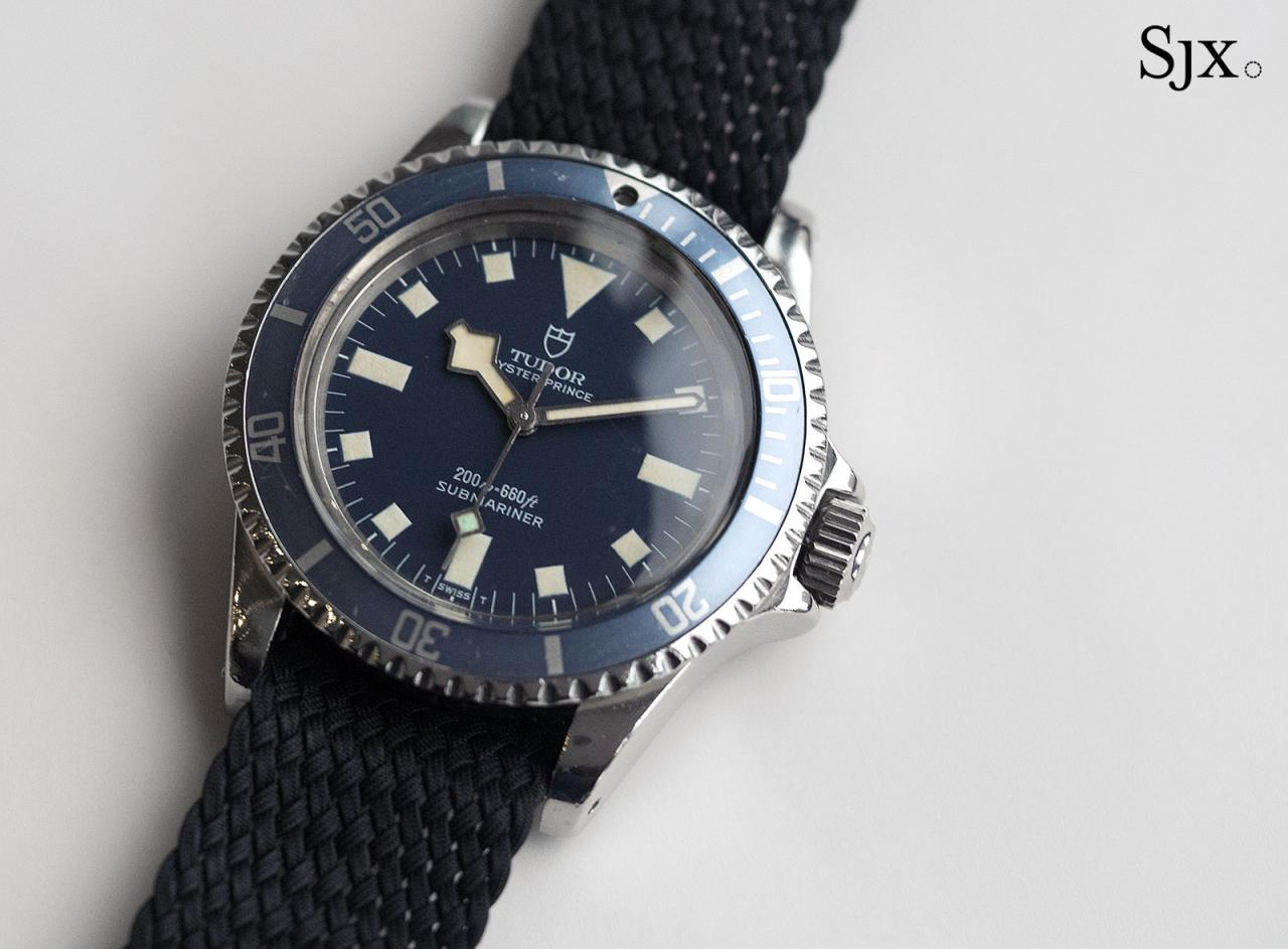 Tudor Submariner Snowflake Marine Nationale 1