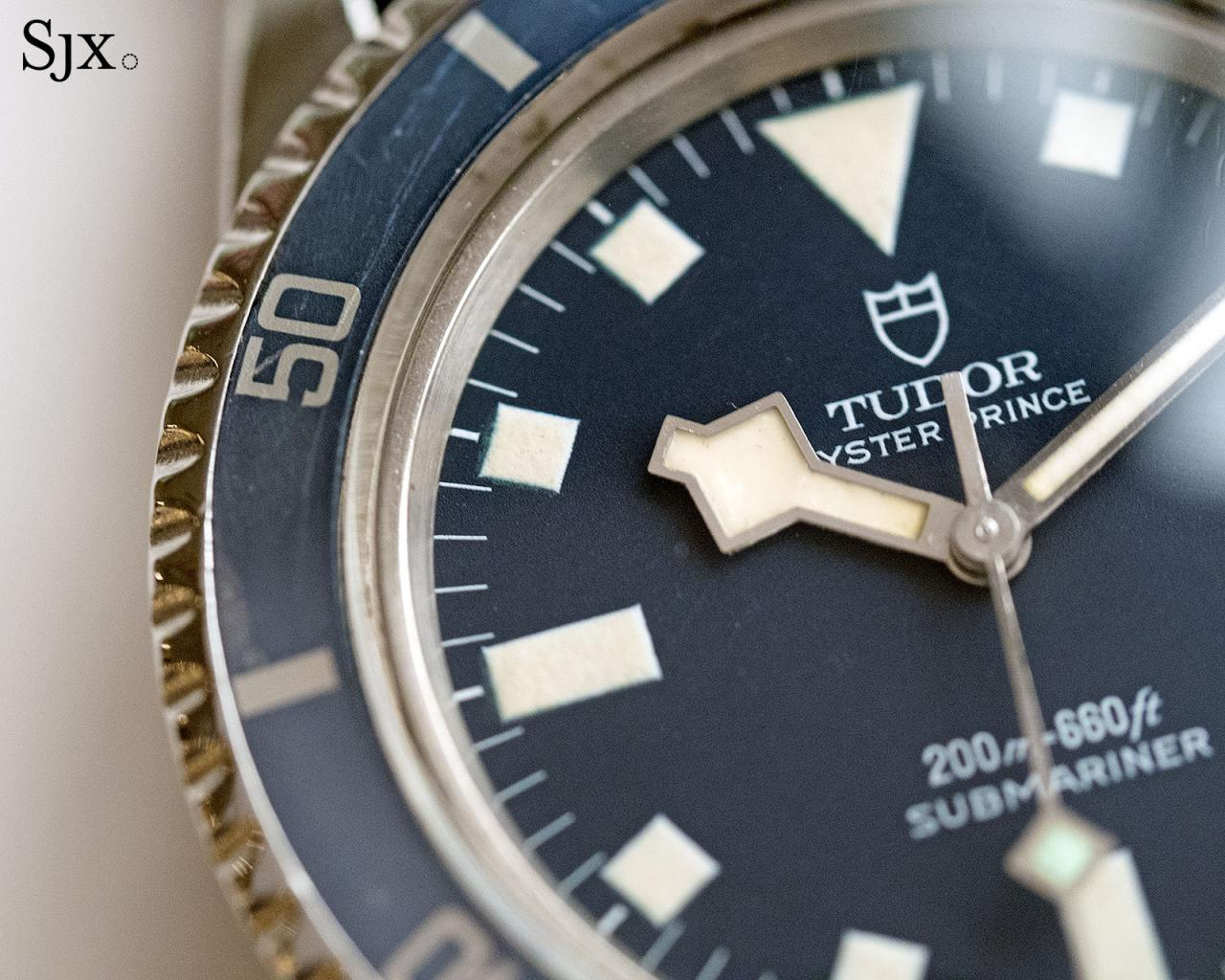 Tudor Submariner Snowflake Marine Nationale 2