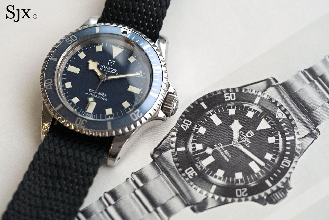 Tudor Submariner Snowflake Marine Nationale 6
