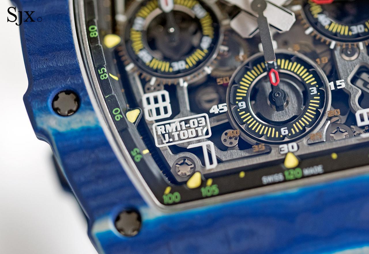 Richard Mille RM 11-03 Jean Todt-2