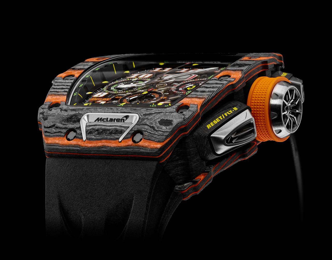 Richard Mille RM 11-03 McLaren 6