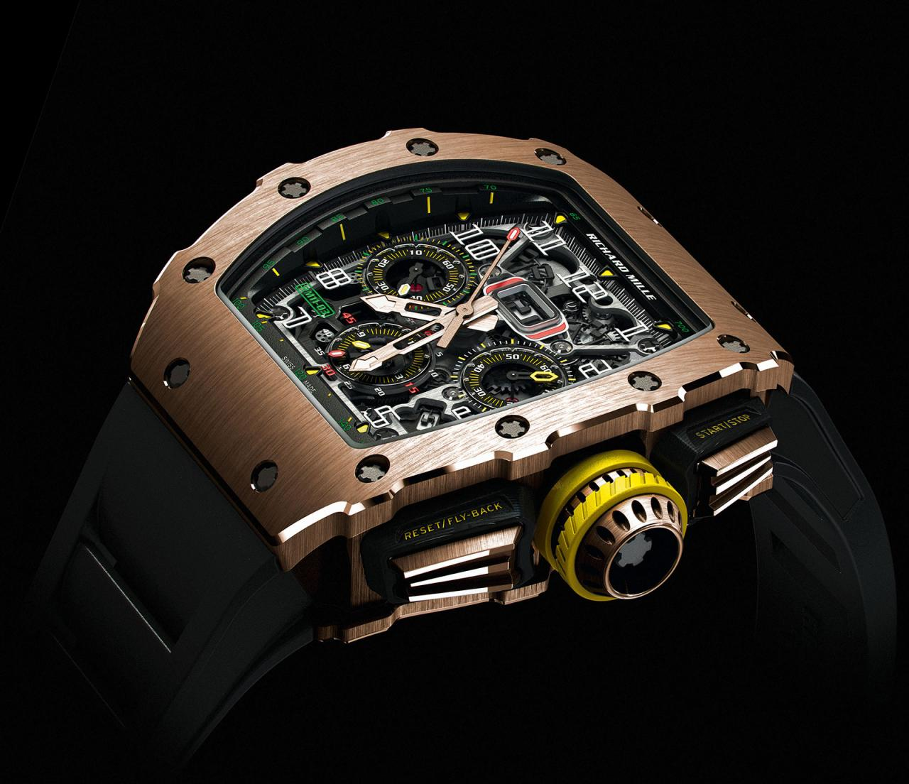 Richard Mille RM 11-03 red gold 4