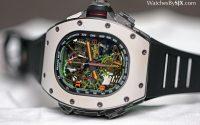 Richard Mille RM 50-02 ACJ Tourbillon Split Seconds Chronograph 6
