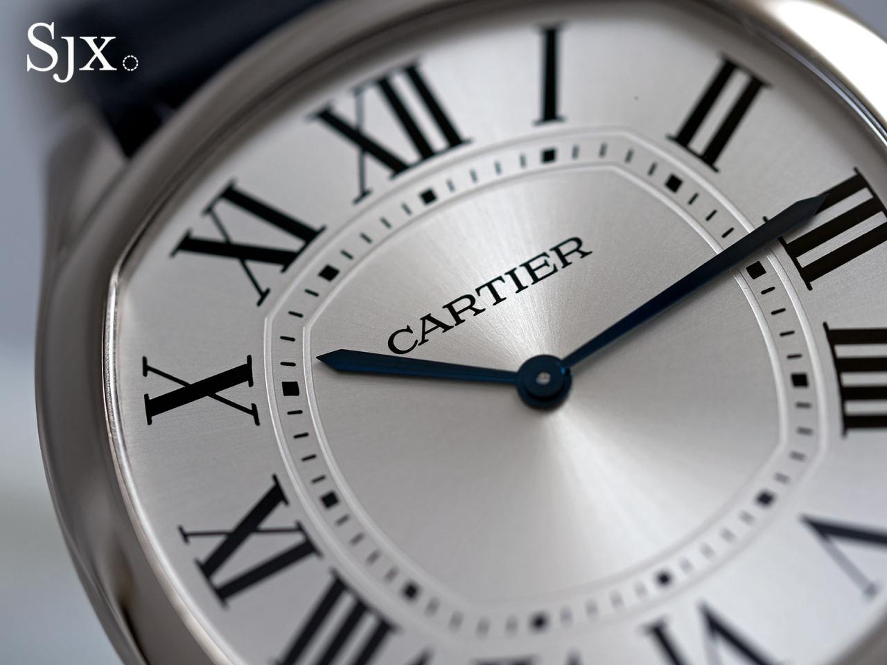 Cartier Drive de Cartier Extra flat white gold 2