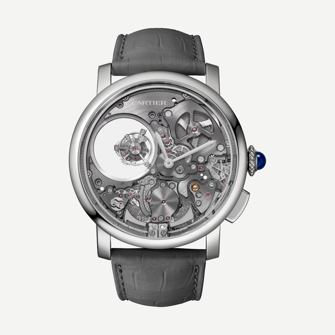 Cartier Minute Repeater Mysterious Double Tourbillon