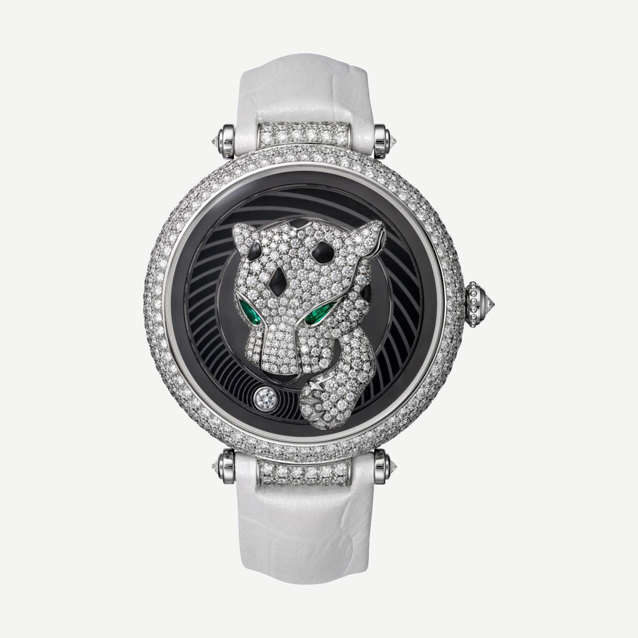 Cartier Panthère Joueuse watch