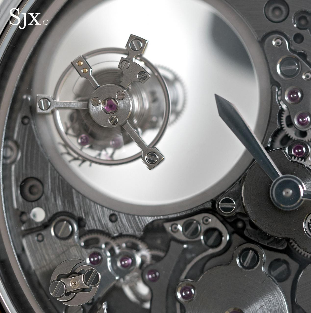 Cartier Rotonde Repeater Mysterious Double Tourbillon 3