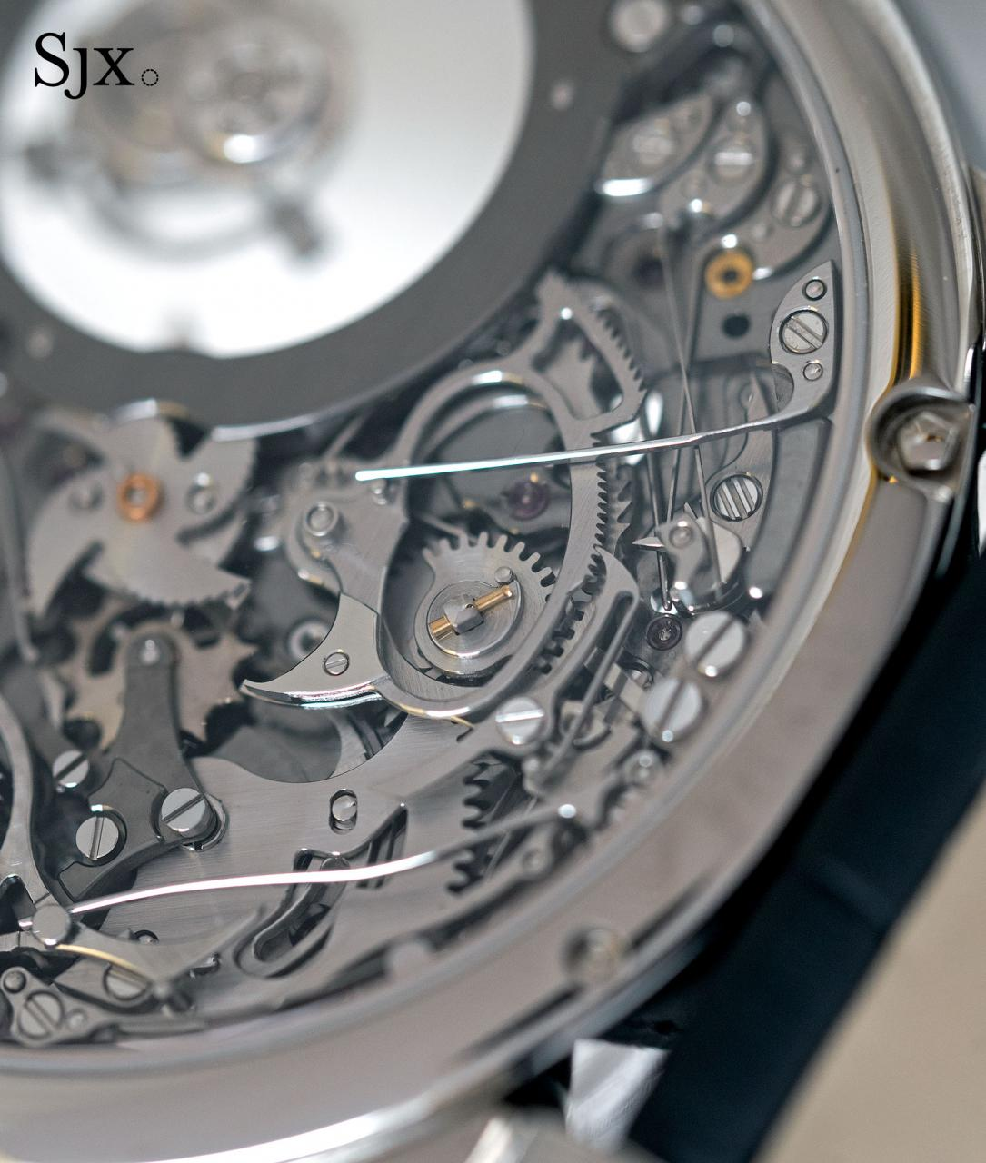 Cartier Rotonde Repeater Mysterious Double Tourbillon 5