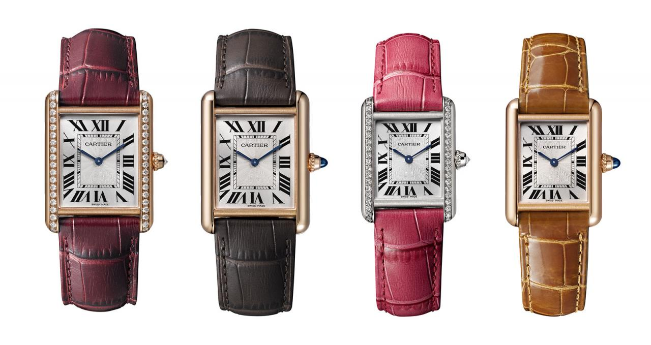 Cartier Tank Louis Cartier 100th anniversary 1