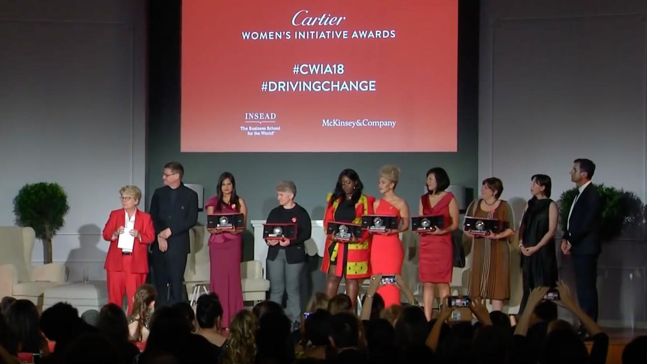 Cartier-Womens-Initiative-Awards-2018-Singapore