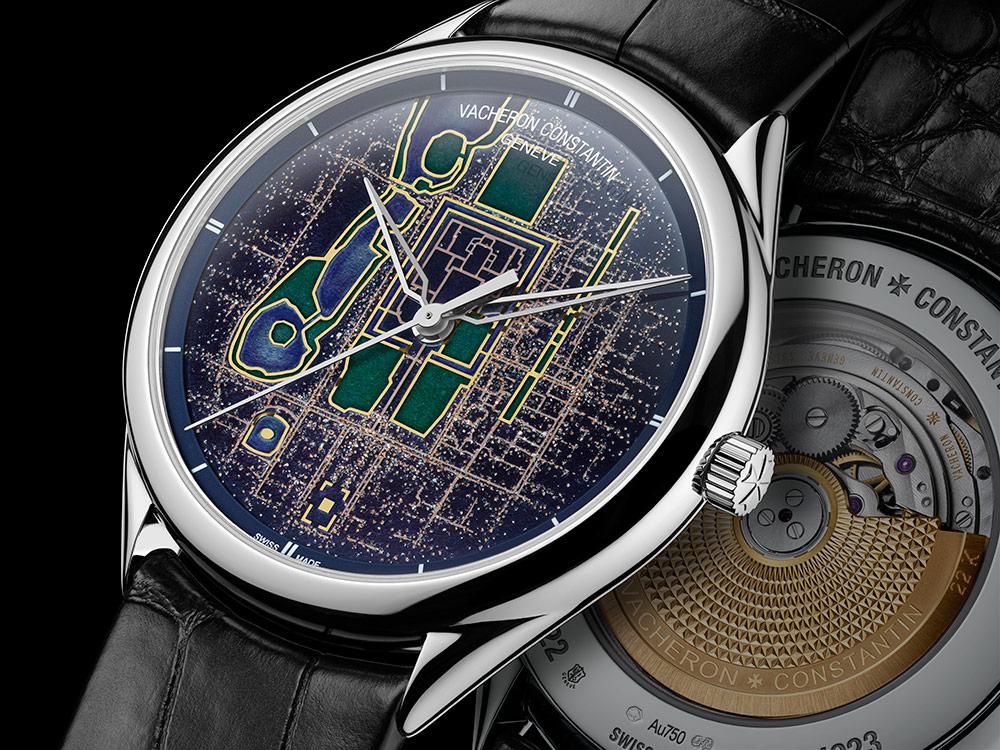 Vacheron Constantin Métiers D'Art Villes Lumières Beijing Watch Watch Releases