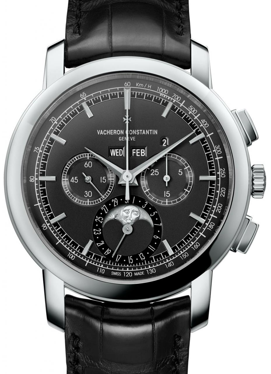 Vacheron Constantin Traditionnelle Chronograph Perpetual Calendar Watch Watch Releases
