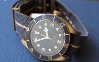 Tudor Black Bay Bronze Bucherer Blue 2