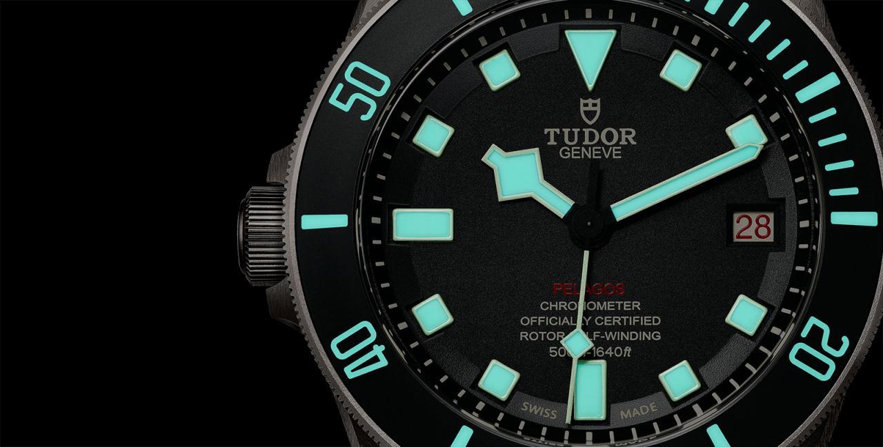 Tudor Pelagos LHD 6